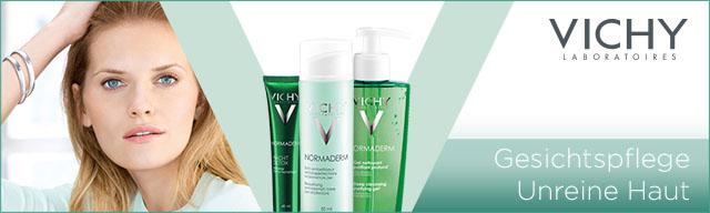 Vichy Gesichtspflege Unreine Haut
