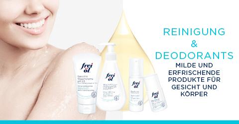 Reinigung & Deodorants