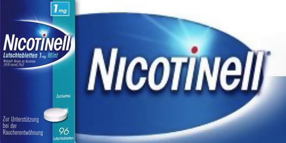 Nicotinell! Die diskrete Hilfe für unterwegs