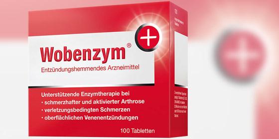 Wobenzym®: Gezielte Hilfe bei Gelenkverschleiß und Entzündungen.